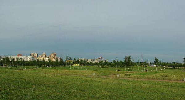 панорамы питера озеро долгое
