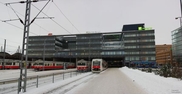 прогулка по хельсинки в фотографиях