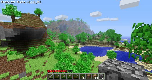 Minecraft скриншоты кадры