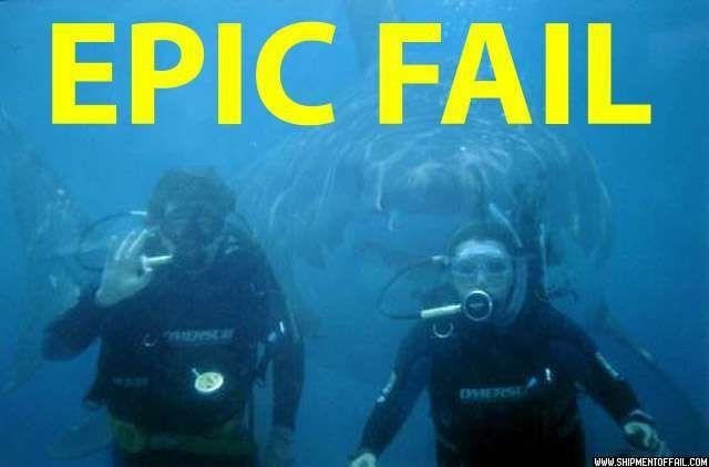эпический провал epic fail