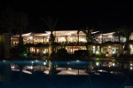 отель Kipriotis Village ночью