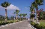 Греция, Кос, отель Kipriotis Village - выход на пляж