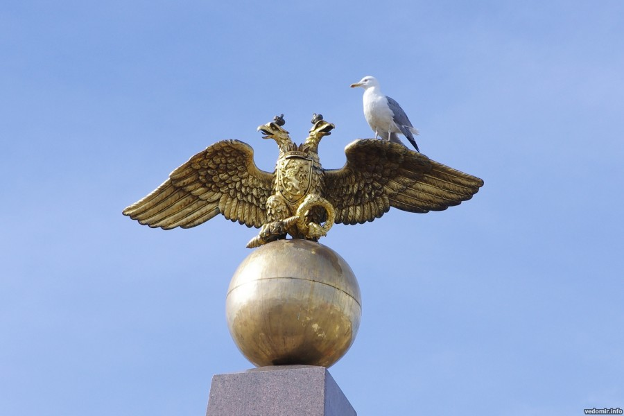 Русский орел в Финляндии