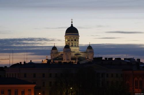 Хельсинки, Кафедральный собор