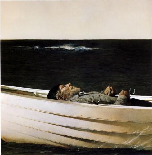 Adrift (По течению) 1982