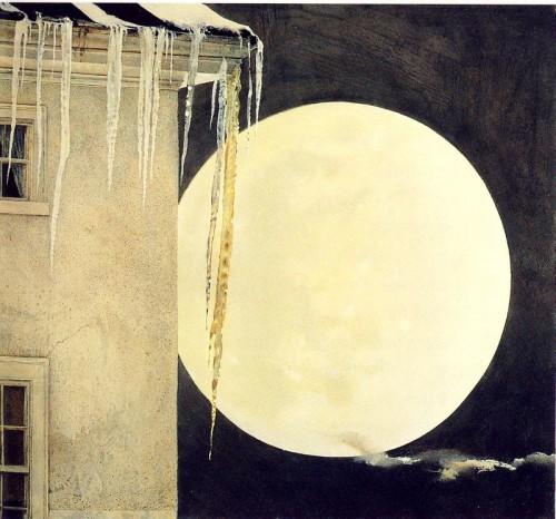 Эндрю Уайет Moon Madness 1982