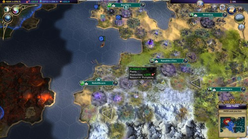 практически победа другой, но не менее великой империи