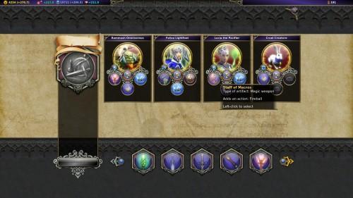 Герои и артефакты