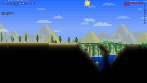 Пустыня и стервятники