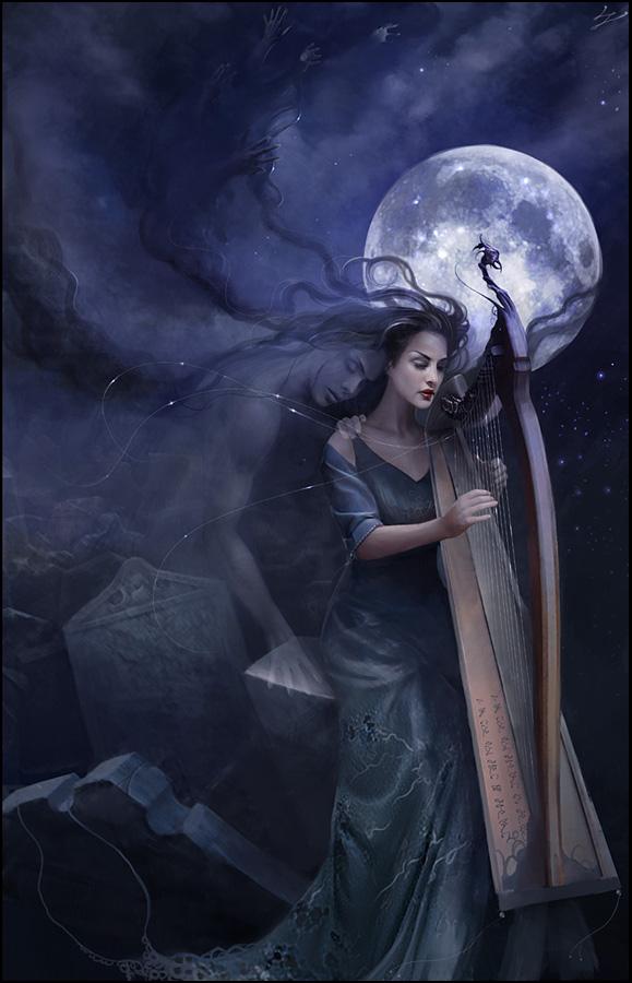 Линда Бергквист (Linda Bergkvist) Мелодия твоей смерти (The melody of your demise)
