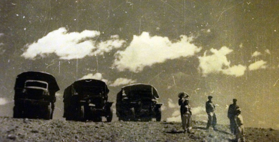 Дорога Ветров. Фотографии. Экспедиция Ивана Ефремова в Монголию