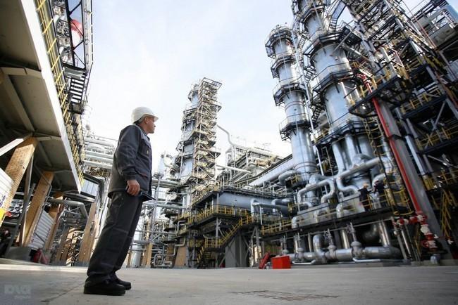 установка первичной переработки нефти