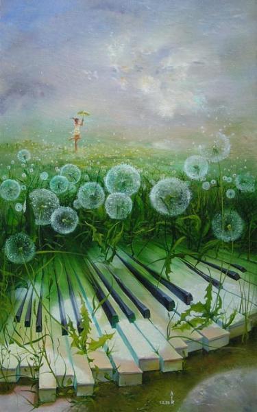 Роман Величко Снежные цветы