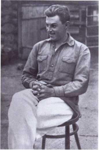 Ефремов в Верхне-Чарской экспедиции. 1934 г.